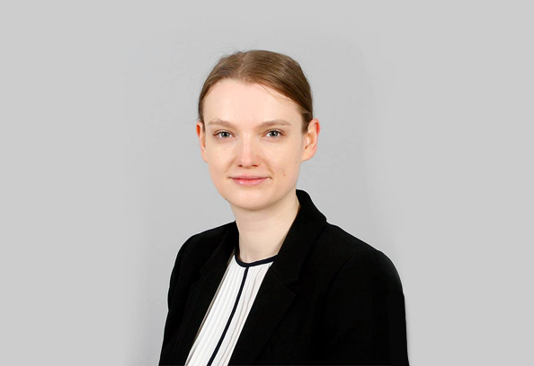 Sophie Crampton portrait